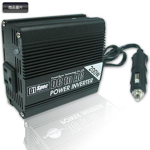 SPEC 电源转换器 200W USB图片